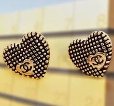 Chanel earrings <3