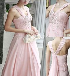 Wholesale Cocktail Dress - Buy 2012 New Hot Sexy Elegant Beaded Formal Gowns Floor Length Prom Party Evening Cocktail Dress 388, $127.27   DHgate