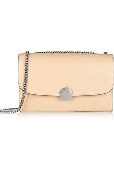 Marc Jacobs|Trouble leather shoulder bag|NET-A-PORTER.COM