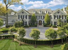 Why in the heeeell would anyone need a house this big?!