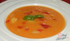 24 nejlepších zimních polévek, které vás zahřejí a zasytí! Cheeseburger Chowder, Thai Red Curry, Cooking Recipes, Pudding, Ethnic Recipes, Desserts, Drink, Author, Browning