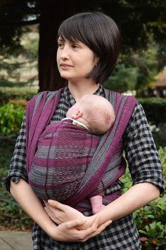 555df79ba4c5 Fular Vino Ushin Wrap - my latest love diso wrap!! Mother And Child,