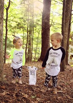 OUR TRIBE is GROWING teepee shirt American Apparel raglan / Big Brother / Big Sister / Pregnancy announcement / Boho / Tribal / teepee by ThePineTorch on Etsy https://www.etsy.com/listing/241204140/our-tribe-is-growing-teepee-shirt