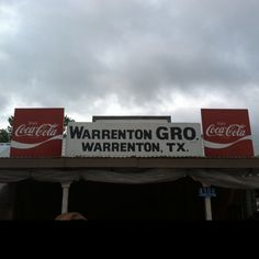 Love Warrenton ,Tx