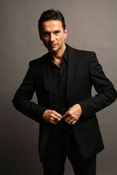 Dave Gahan- he is divine