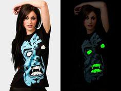 Fear – Scary vampire t-shirt design