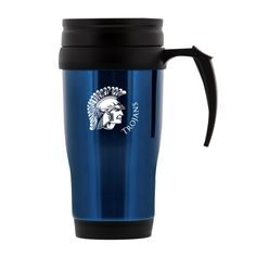 $4.40 Sanibel 14-Ounce Travel Mug | Promotional Products by Vistaprint