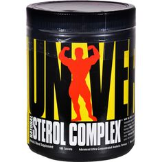 Universal Nutrition Natural Sterol Complex Formula, 90 or 180 Tablets - NEW Healthy Diet Plans, Nutrition Plans, Nutrition Tips, Holistic Nutrition, Healthy Nutrition, Strawberry Nutrition, Nutrition Tracker, Nutrition Classes, Complete Nutrition