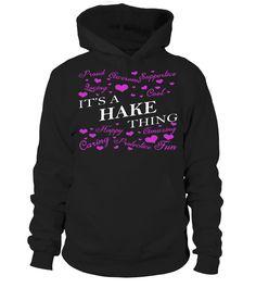 It's a HAKE Thing #Hake