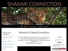 (adsbygoogle = window.adsbygoogle    []).push();     (adsbygoogle = window.adsbygoogle    []).push();  How To Become A Professional Hunter In Africa   eBook    http://www.shakariconnection.com/how-to-become-a-professional-hunter-in-africa.html review     (adsbygoogle =...