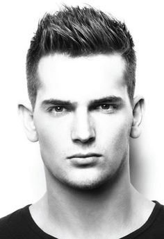 Straight Mens Hairstyles Round Face #menshairstylesroundface