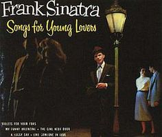 "Recorded on November 5 and 6, 1953 in Hollywood, ""Songs for Young Lovers"" is the seventh Studio Album by Frank Sinatra with Nelson Riddle as a conductor.  TODAY in LA COLLECTION on RVJ >> http://go.rvj.pm/56k"