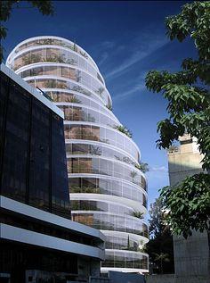 Y buildings, by paul kaloustian architect Beirut, LB