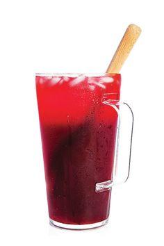 Sweet Hibiscus Drink (Agua de Jamaica)