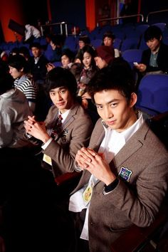 Dream high....OK Taecyeun and kim soo hyun
