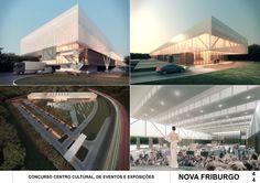 Galeria - Resultados do Concurso Centro Cultural de Eventos e Exposições – Cabo Frio, Nova Fribugo e Paraty - 28