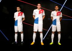 NIKE, Inc. - Netherlands 2013 away kit celebrates nation's philosophy and traditions