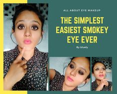 Miss Claire, Beauty Makeup, Eye Makeup, Smokey Eye Tutorial, Nude Eyeshadow, All About Eyes, Makeup Eyes, Make Up Beauty, Eye Tutorial