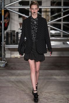 Moschino Cheap And Chic Fall 2013 Ready-to-Wear Collection Slideshow on Style.com
