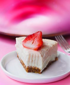 vegan cheesecake - no cashews