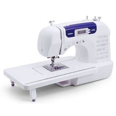 Brother 60-Stitch Computerized Sewing Machine, CS-6000i