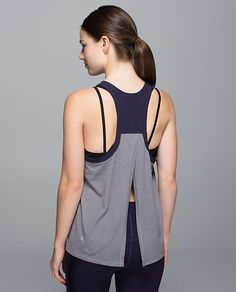 Clip-In Tank $58 Love this! It would be so nice to run in it!