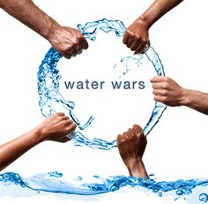Government report: Water a cause for war in the future