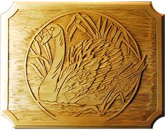 whittling templates | How to incise a relief wood carving pattern by L S Irish