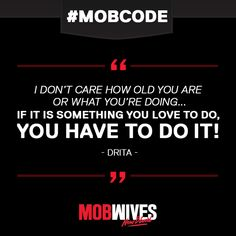 drita from mob wives vh1
