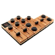 Pallette : 5 Modules 1 Core with Colour Screen 2 Buttons 1 Dial 1 Slider All prices in USD Electronic Music Instruments, Musical Instruments, Music Gadgets, Drum Pad, Music Machine, Small Case, Diy Electronics, Sliders, Gears