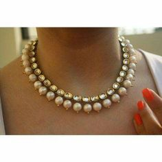 Largest online marketplace for unique Indian products with more than jewellery, sarees, salwar suits and handmade and natural products. It is ETSY of India. India Jewelry, Ethnic Jewelry, Pearl Jewelry, Wedding Jewelry, Gold Jewelry, Pearl Necklaces, Turquoise Jewelry, Jewelry Box, Fancy Jewellery