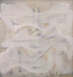 Barbara Hepworth - Forms (West Penwith). oil on drawing board. 1958. 64.2 X 63.5cm