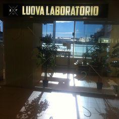 Käytiin tutustumassa Luovan Laboratorion tiloihin Oulussa. #speciaali #oulu #luovalaboratorio #stockmann