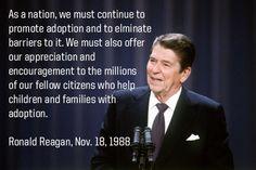 President Ronald Reagan | 1988