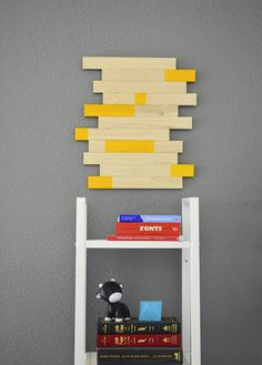 See That There: DIY :: Wooden Art