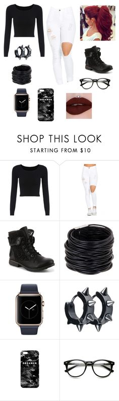 """""""Untitled #47"""" by gissellebeltre on Polyvore featuring Saachi and Mr. Gugu & Miss Go"""