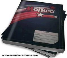 Cuaderno Mágico