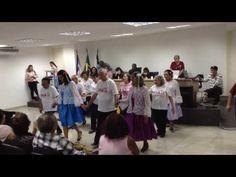 Show da Melhor Idade. Dança Senior na Serra ES 30 06 2016  Grupo UNATI  ...
