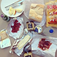 Spanish picnic