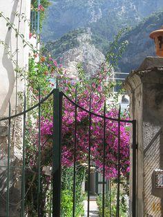 Positano by kathrynvjones on Flickr.