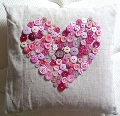 I made one of these in the early 90s when a friend died of cancer.  She left her crafts to her friends. I got the buttons and made a t-shirt in her memory.