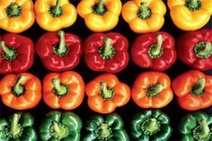 Love bell peppers!