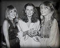 w/ her best friend Robin & Mary Torrey