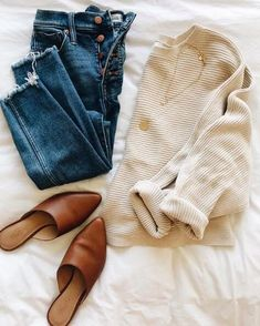 Fall Winter Outfits, Autumn Winter Fashion, Spring Outfits, Winter Clothes, Winter Holiday, Cold Spring Outfit, Early Fall Outfits, Comfy Fall Outfits, Winter Sweater Outfits
