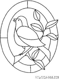 stained glass coloring pages Stained Glass Quilt, Stained Glass Birds, Faux Stained Glass, Stained Glass Designs, Stained Glass Projects, Stained Glass Patterns, Mosaic Patterns, Stained Glass Windows, Glass Painting Patterns
