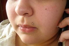 175 Best Monroe Piercing Ideas, Jewelry, Pain, Healing, Cost awesome  Check more at http://fabulousdesign.net/monroe-piercing/