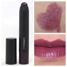 Sneak Peek: MAC Berry Black Friday Patentpolish Lip Pencil | Beauty Junkies Unite
