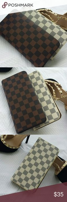 Louis Vuitton Wallet *Inspired New! Available in two colors. ilovekittens21 Boutique Accessories