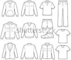 Resultado de imagen para como dibujar ropa anime chaqueta