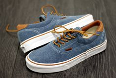 ab52689bb3  Vans Era Denim – Fall 2013 Vans Era